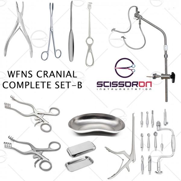 WFNS Cranial Surgery Set - B